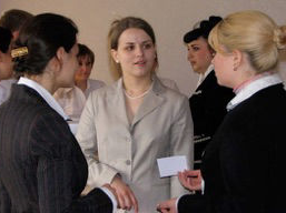 The Adult Etiquette School im Moscow
